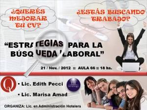INVITACION CHARLA PECCI